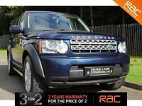 2012 12 LAND ROVER DISCOVERY 3.0 4 SDV6 COMMERCIAL 1D 255 BHP DIESEL