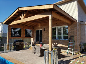 Decks, Pergola's, Gazebo's and Fences