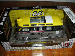 Volkswagon bus collectible diecast