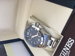 Longines 41mm Automatic Conquest watch
