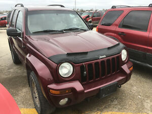 Jeep Liberty 2003 - Parting out