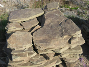 Beautiful flagstone for landscaping, walls, or walkways