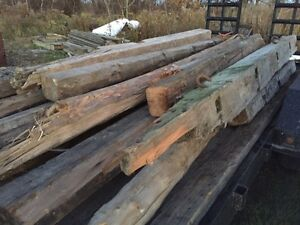 Reclaimed Beams - Assortment of Styles & Sizes