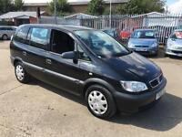 Vauxhall/Opel Zafira 1.8i 16v Auto Life 2005 ONLY 92K FEB 17 MOT BARGAIN