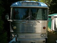 1963 MCI 35ft Converted Bus