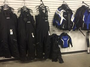 SNOWMOBILE CLOTHING SALE