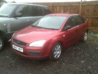 Ford Focus 1.6 115 2007MY LX