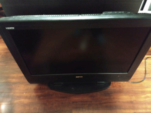 27 inch flat screen TV Soyo MT-SYTPT3227AB