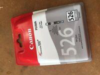 Genuine Canon ink cartridge CLI-526GY