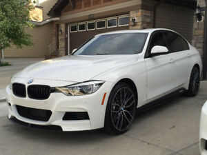 2017 BMW 340i M Performance Edition / $819 per month plus taxes