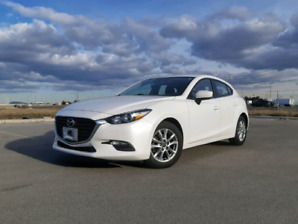 2017 Mazda3 Sport GS Manual, Navigation