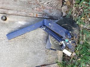 Morris Disk opener