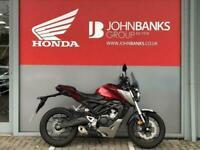 2018 Honda CBF 125 Na-J Manual Petrol Manual