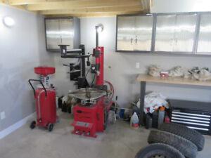 Service de pneus et entretien automobile