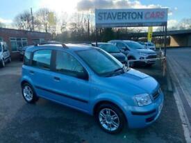 image for 2007 Fiat Panda ELEGANZA 1.2 Petrol 5 Door Blue