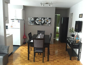 Wonderful apartments for rent in Dorval