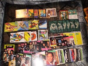 CELEBRITY AND SUPER HERO CARDS $5 Prince George British Columbia image 3