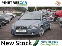 2011 VOLVO V50 2.0 D3 SE Lux Geartronic 5dr Auto