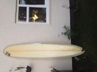 """9'2"""" Longboard surfboard"""