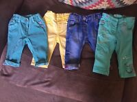 Bundle Of Baby Girls Clothes 3-6 Months Branded