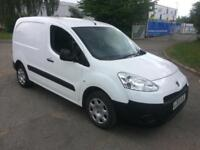 2014 PEUGEOT PARTNER 1.6 HDi S L1 625 LOW 88K DRIVES NICELY ONE OWNER PX SWAPS
