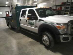 2012 Ford 550 superduty