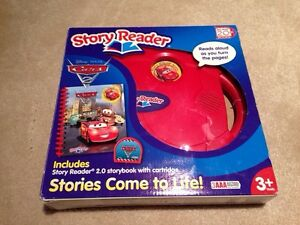 Cars - Story Reader 2.0 for $5 Still in Box Kitchener / Waterloo Kitchener Area image 2