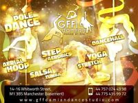 Dance&Fitness Classes Manchester City Center