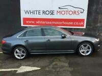 2016 Audi A4 2.0 TDI ultra S line S Tronic (s/s) 4dr Saloon Diesel Automatic