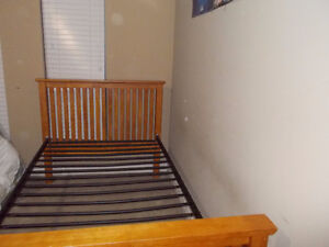 Twin size  2 beds