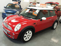 2005 55 reg MINI COOPER (CHILLI PACK) - HARMON KARDON UPGRADED IPOD STEREO