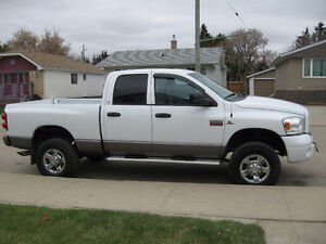 2008 Dodge Power Ram 3500 sle Pickup Truck Moose Jaw Regina Area image 1