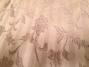 Brand New Gold Colour Floral Embossed Panels!!