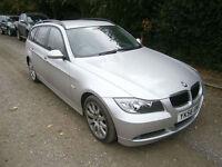 BMW 320 2.0TD Automatic d SE Touring**DIESEL ESTATE**163BHP**TOP SPEC**