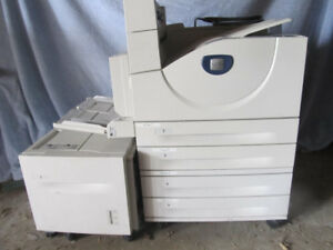 Great Xerox 5550 Phaser Monochrome Printer +New Toner, Main kit+