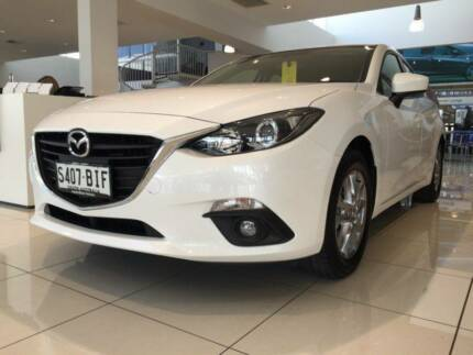 2015 Mazda 3 Maxz, SAT-NAV, Camera, parking sensors, Ascot Park Marion Area Preview