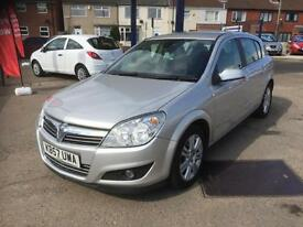 2008 Vauxhall Astra 1.9CDTi DESIGN DIESEL AUTOMATIC 67,000 MILES FULL HISTORY