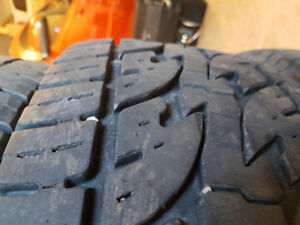 265/70r17 Snow Tires Total Terrain Motomaster