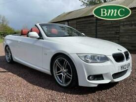 image for 2012 BMW 3 Series 2.0 320d M Sport 2dr Convertible Diesel Manual