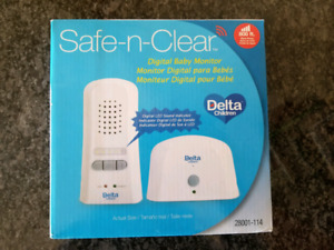 Baby monitor - Safe n Clear