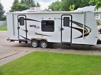 FOR SALE 2012 Rockwoos Mini Lite Trailer