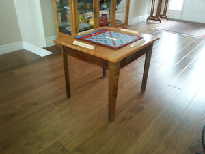 Custom Hand Crafted Furniture - Coffee Table, End Tables.