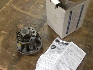 Water pump for a six liter Ford diesel