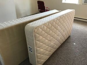 Mattresses and Bed Set- MOVING SALE