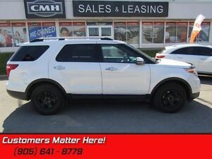 2012 Ford Explorer Limited  4X4, NAVI, SUNROOF, HEATED  COOLED L