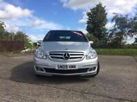 2009 Mercedes B-class Lwb Classic Piccadilly Full History 1.4
