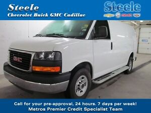 2015 GMC SAVANA 2500 Side & Rear Window w/ side steps & Divider
