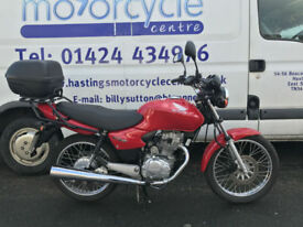 Honda CG 125-7 / CG125 / Learner Legal / Nationwide Delivery / Finance