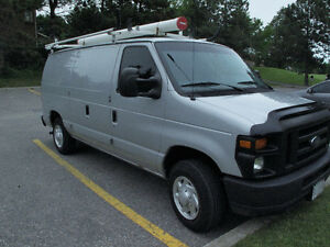 2009 Ford Other Commercial Minivan, Van