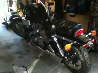 1986 Honda Shadow